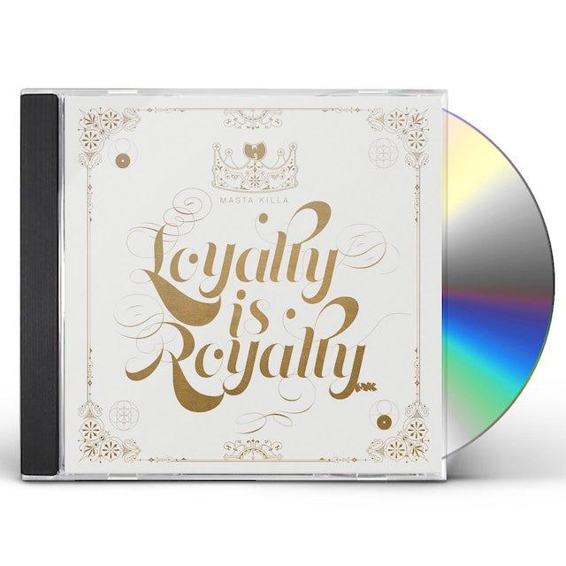 Masta Killa LOYALTY IS ROYALTY CD