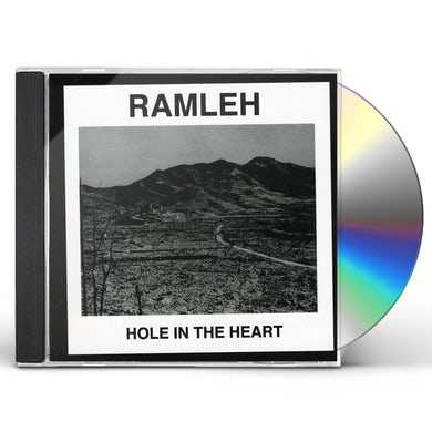 Ramleh HOLE IN THE HEART CD