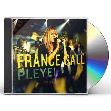 France Gall PLEYEL CD