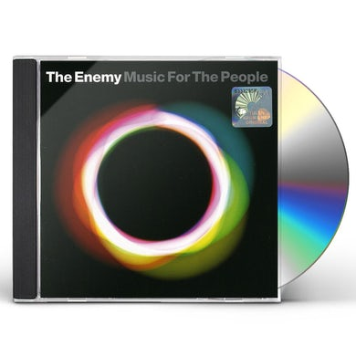 Enemy MUSIC FOR PEOPLE CD