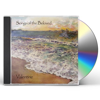 Valentine SONGS OF THE BELOVED CD