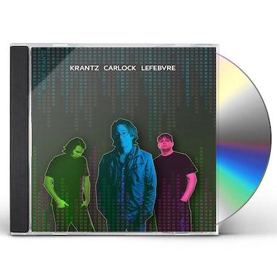 Wayne Krantz KRANTZ CARLOCK LEFEBVRE CD