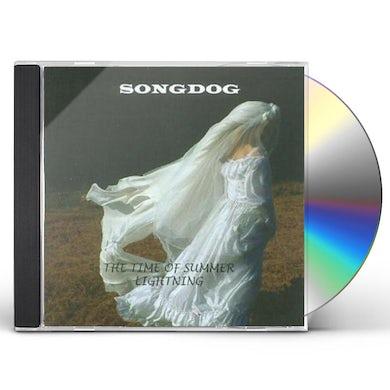 Songdog TIME OF SUMMER LIGHT CD