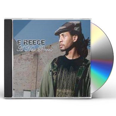 E Reece NEW BREED CD
