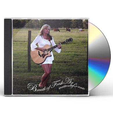 Connie BREATH OF FRESH AIR CD