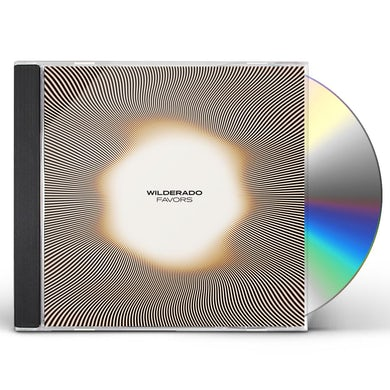 Wilderado FAVORS CD