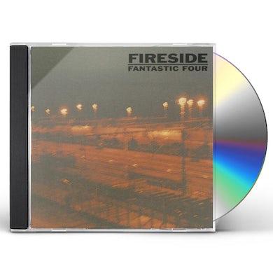 Fireside FANTASTIC FOUR CD