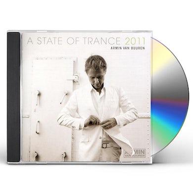 Armin van Buuren STATE OF TRANCE 2011 CD