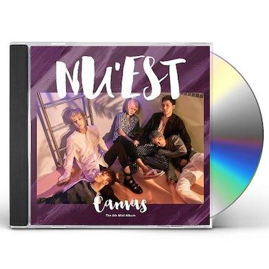 NU'EST CANVAS CD