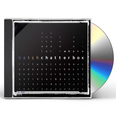 WHAT A CHATTERBOX CD