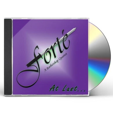 Forte AT LAST CD