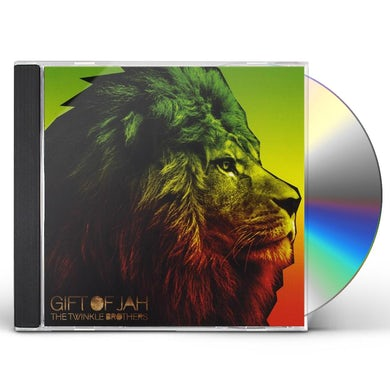 Twinkle Brothers GIFT OF JAH CD