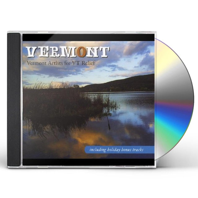 Various Artists VERMONT CD