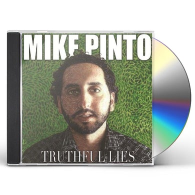 Mike Pinto TRUTHFUL LIES CD