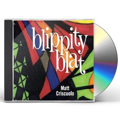 BLIPPITY BLAT CD
