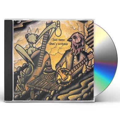 Gwil Owen AHAB'S BIRTHDAY CD