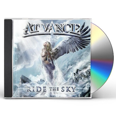 At Vance RIDE THE SKY CD