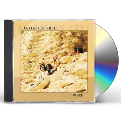 Agitation Free MALESCH CD