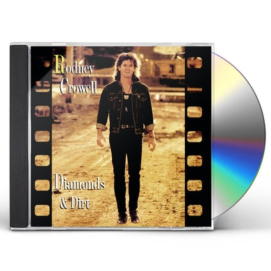 Rodney Crowell DIAMONDS & DIRT CD