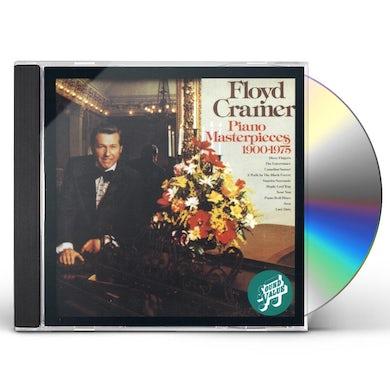 Floyd Cramer PIANO MASTERPIECES CD