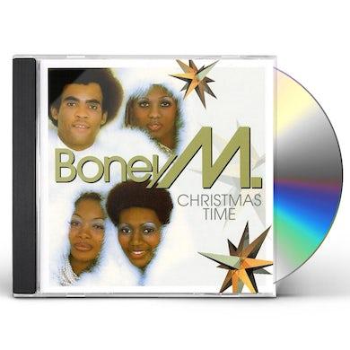 Boney M CHRISTMAS TIME CD