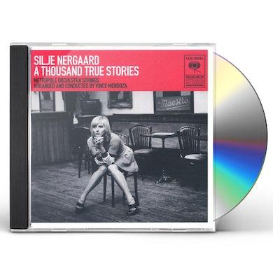 Silje Nergaard THOUSAND TRUE STORIES CD