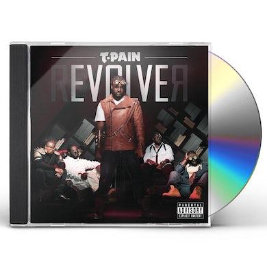 T-Pain REVOLVER CD