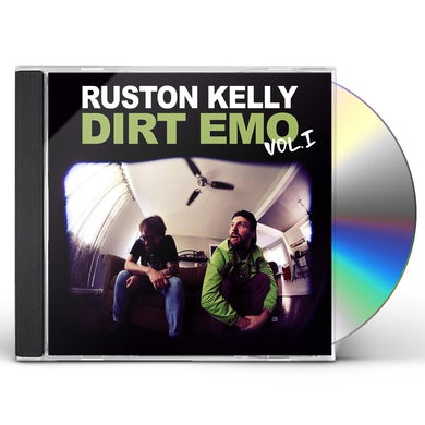 Ruston Kelly DIRT EMO 1 CD