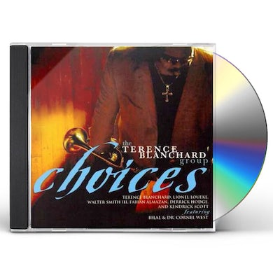 Terence Blanchard CHOICES CD