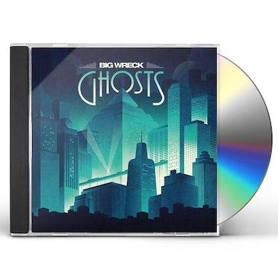 Big Wreck GHOSTS CD