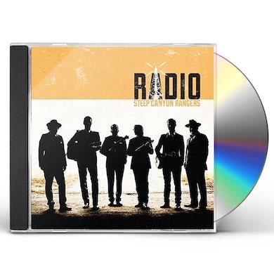 Steep Canyon Rangers RADIO CD