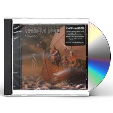 Manilla Road VOYAGER CD