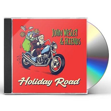 John Wesley HOLIDAY ROAD CD