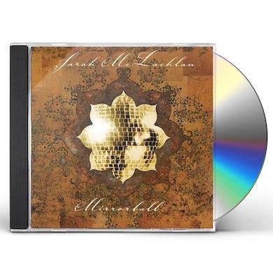 Sarah Mclachlan MIRRORBALL CD