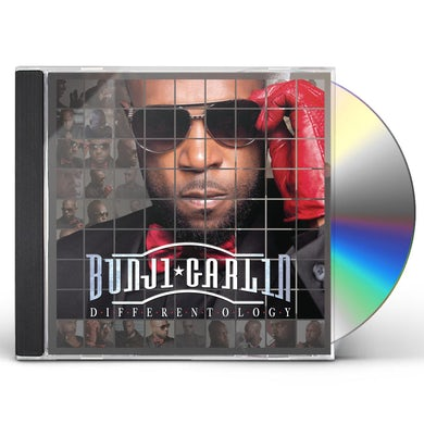 Bunji Garlin DIFFERENTOLOGY CD