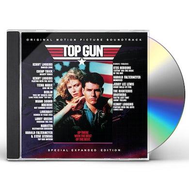 Soundtrack TOP GUN CD