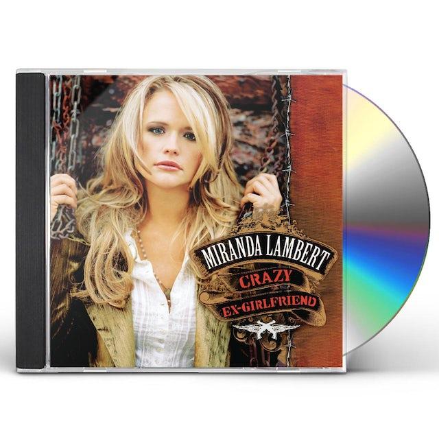Crazy Ex-Girlfriend by Miranda Lambert (CD, Feb-2015, Sony