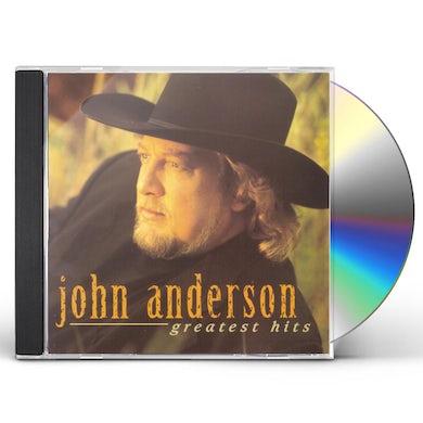 John Anderson GREATEST HITS CD