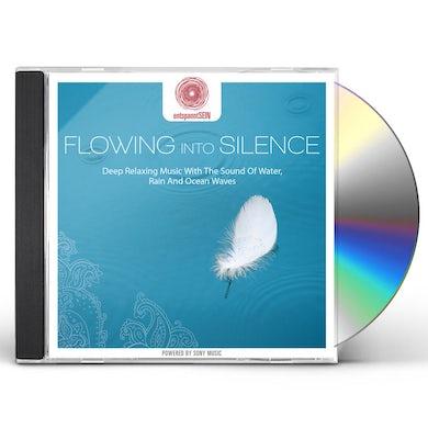 Jens Buchert ENTSPANNTSEIN: FLOWING INTO SILENCE CD