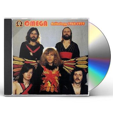 OMEGA ANTHOLOGY 1968-1979 CD