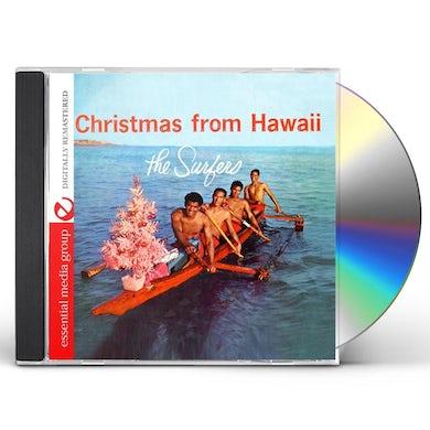 Surfers CHRISTMAS FROM HAWAII CD