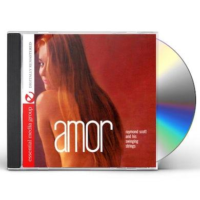 Raymond Scott AMOR CD
