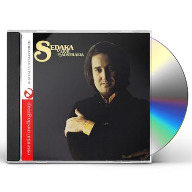 Neil Sedaka LIVE IN AUSTRALIA CD