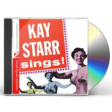 KAY STARR SINGS CD
