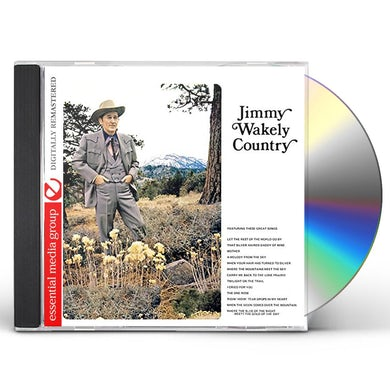 JIMMY WAKELY COUNTRY 2 CD