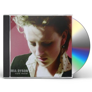Mia Dyson COLD WATER (RE-RELEASE) CD