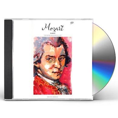 W.A. Mozart BD DE PABLO & F. HUDRY CD