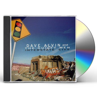 Dave Alvin INTERSTATE CITY CD