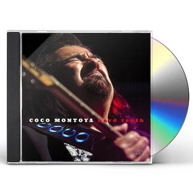 Coco Montoya HARD TRUTH CD