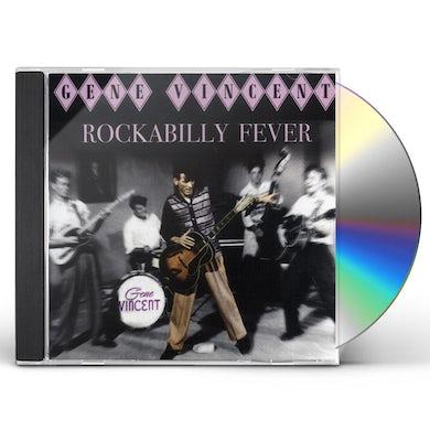 Gene Vincent ROCKABILLY FEVER CD